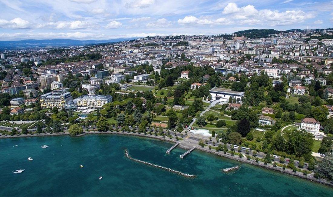 Zoom Sur L'immobilier À Lausanne