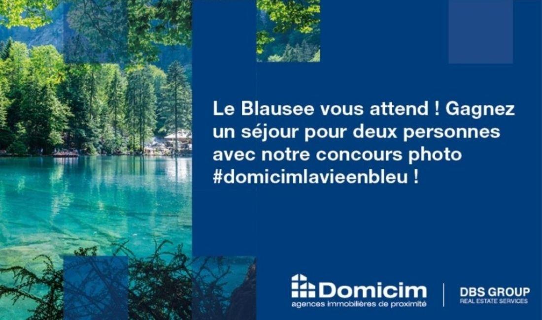 Concours Photo La Vie En Bleu